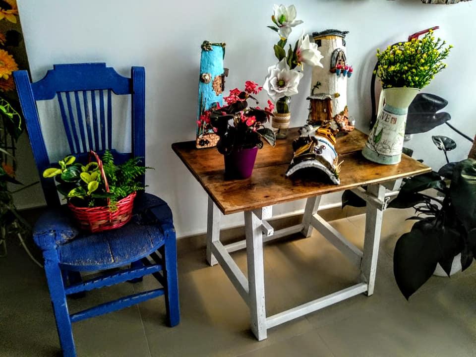 decoracion floristeria los geranios