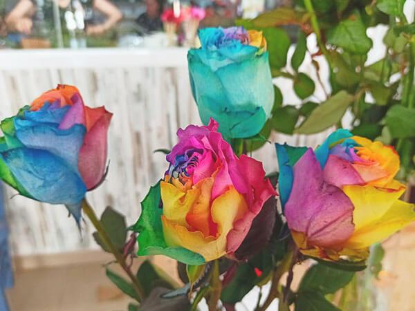 flores originales salobreña