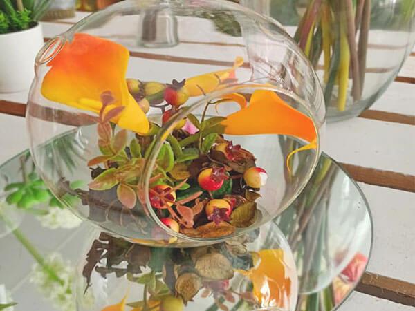decoracion con plantas salobreña