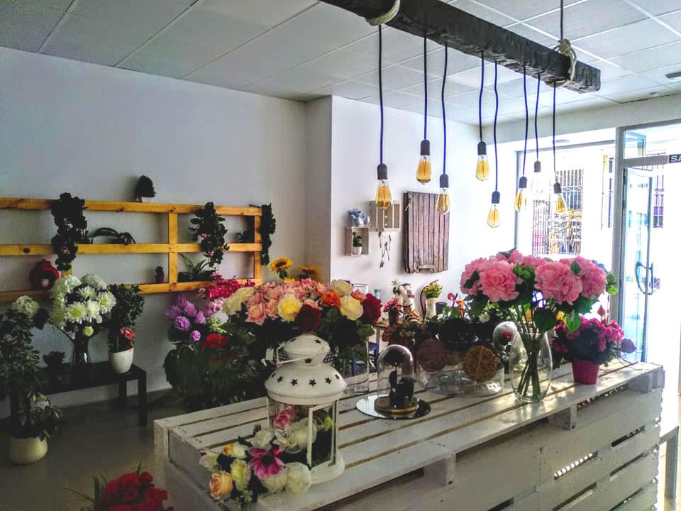 local floristeria los geranios